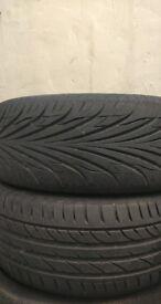 R18 BMW wheels