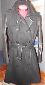 Black (Wallis) Coat
