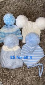 Baby boys clothing (newborn-0-3months)