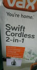 vax swift cordless 2-in-1