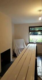 """""""End of tenancy"""" redecoration repairs and house cleans"""