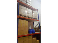 Warehouse Shelving/Storage Space for Rent
