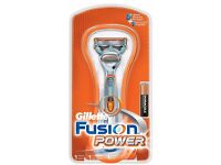 GILLETTE FUSION POWER WITH 1 RAZOR+1 BATTERY