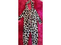 Girls Next Onsie age 8