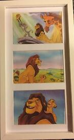 Disney's The Lion King Framed Picture