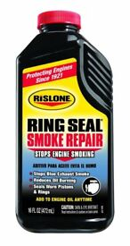 Rislone Ring Seal - STOPS OIL BURNING - SMOKE REPAIR for all Petrol, Turbo Diesel & LPG engines.