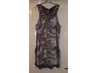 YOURS, BEAUTIFUL BRAND NEW WITH TAGS TUNIC SIZE 24