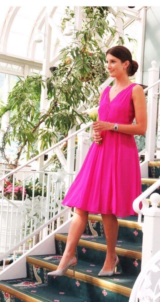 Formal Monsoon dress
