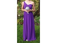 Teenage bridesmaids dress