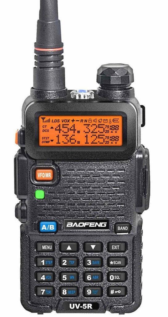 Handheld Radio Scanner 2-way Digital Transceiver Portable...