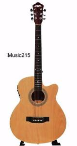 Acoustic Electric Guitar for beginners 40 inch iMusic215