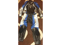 Dainese leather 2 piece suit Size EU 54 UK 44