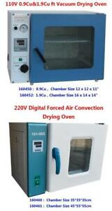 Digital Forced Air Convection Drying Oven Vacuum Drying Oven