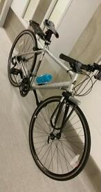 Nearly new bicycle for sale