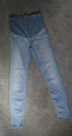 Maternity Clothes H&M skinny jeans maternity
