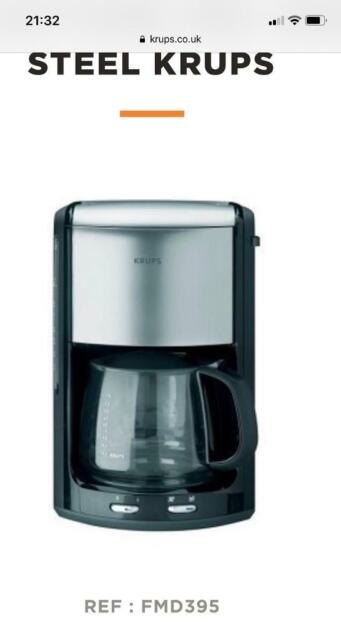 Krups Proaroma 10 Cup Coffee Machine In Colwick Nottinghamshire Gumtree