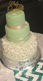 WEDDING CAKES FOR AFFORDABLE PRICES