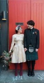 DRESSMAKER SEAMSTRESS ALTERATIONS BRIDAL WEDDING BRIDESMAID SEWING VINTAGE VEILS