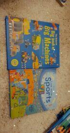 Interactive flap children books bundle