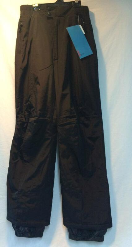 Blackbear Women's Snow Ski Winter Pants Black Size 10 NEW