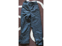 Belstaff Outwear Winter Trousers with quilted lining, XL