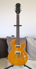Stunning, Mint, Epiphone Slash Les Paul Special Edition.