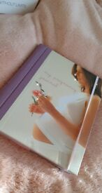 PREGNANCY AND BIRTH JOURNAL AND RECORD BOOK. BRAND NEW AND UNUSED.
