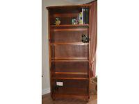 Beautiful Java style bookcase