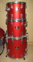 Two Drum Sets, Cymbals & Drum Cases For Sale!!!!
