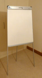Nobo white board on easel. Good condition.