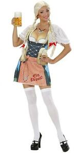 Bavarian Beermaid Beer Fest Apron German Fancy Dress Party Costume Outfit 9439W