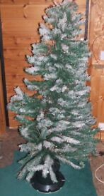 5ft Fibre optic christmas tree in perfect working order
