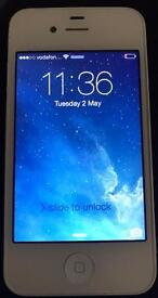iPhone 4 16GB - Vodafone