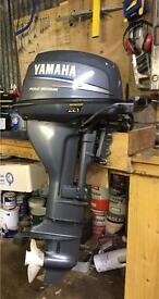 Yamaha 15Hp short shaft outboard