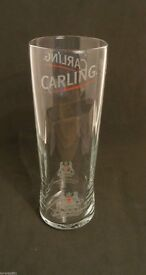 Carling Pint Glass Polycarbonate, Brand New pack of 15