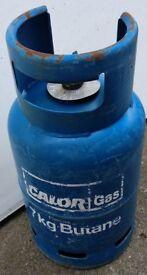 7kg Butane Calor Gas Bottle