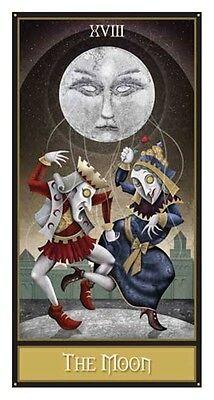 Deviant Moon Tarot Card Deck! Beautiful Deck!