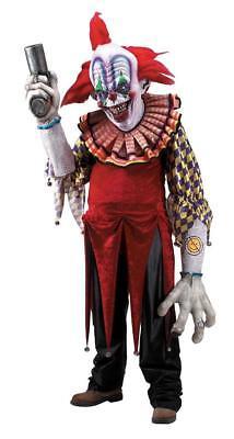 GIGGLES CLOWN CREATURE REACHER ADULT MENS COSTUME Scary Creepy Prop Halloween