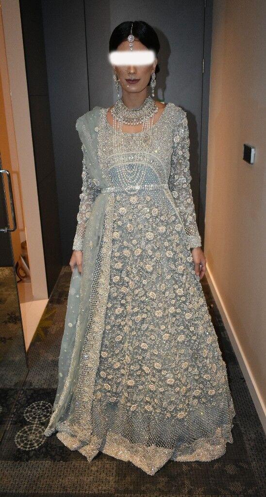 5d5863e7fc Asian Pakistani Indian Designer Bridal Wedding Dress | in Wembley ...