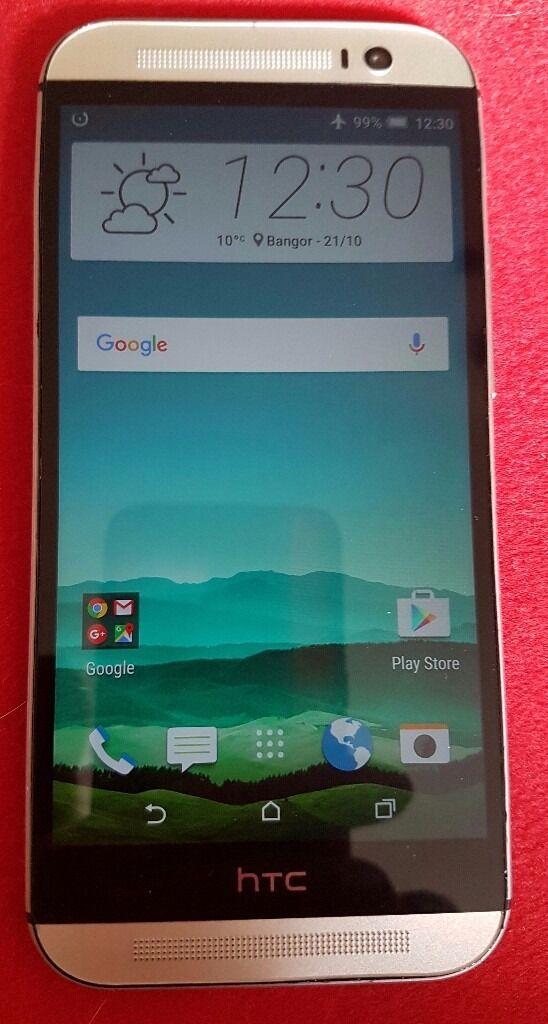 HTC One M8 16gbin Bangor, County DownGumtree - HTC One M8 16gb. USB port just replaced. Very fine hairline scratch hardly visible