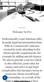 Contract Lawyer for commercial legal work