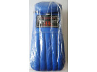 Furiousfistsuk Genuine Leather Bag Gloves (Blue color)