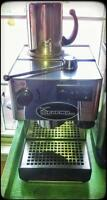 FAEMA Cappuccino machine