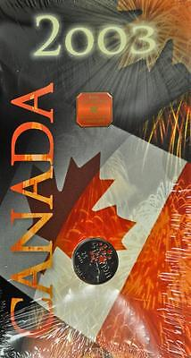 2003 Canada Day 25 Cents