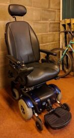 Pride Jazzy 1103 Ultra Powered Wheelchair
