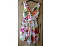 Stunning summer dress fro NEXT UK12 NEW with tags