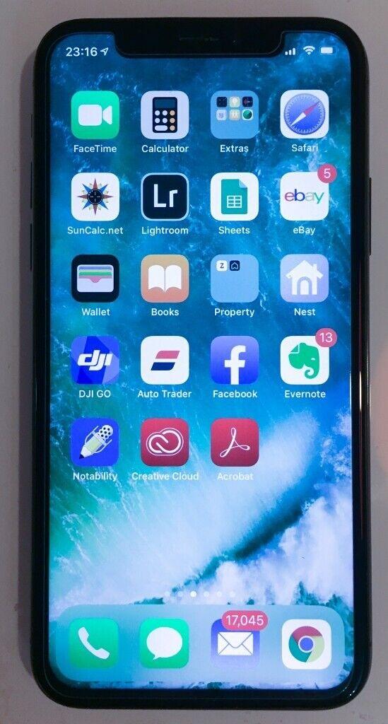 iPhone XS 256gb Space Grey Unlocked | in Southside, Glasgow | Gumtree