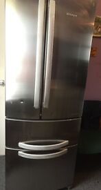 Hotpoint Fridge Freezer (Read Description)