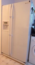 Samsung side by side fridge freezer