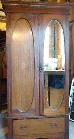 Elegant Edwardian bedroom set